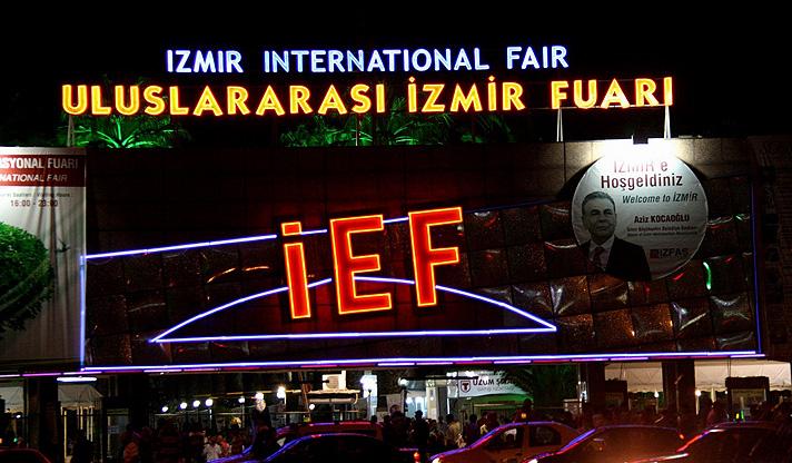 İzmir Enternasyonal Fuarı kapılarını açıyor