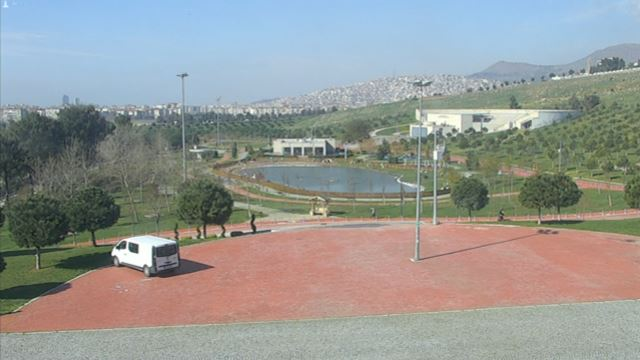 Aşık Veysel Recreation Area
