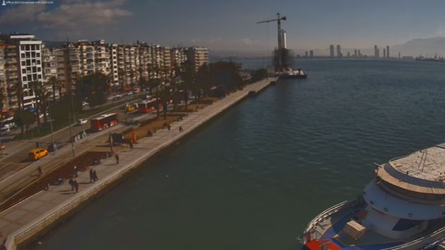 Karşıyaka Seaport (Sound)