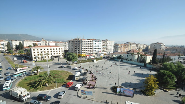 Bornova Republic Square (Sound)