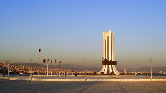 Karşıyaka Human Rights Sq.