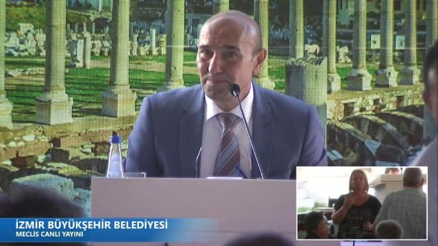 16 Ağustos 2019 İzmir Büyükşehir Belediyesi Meclisi