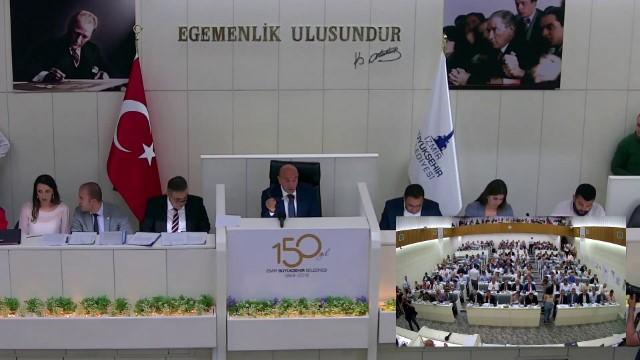 9 Eylül 2019 İzmir Büyükşehir Belediyesi Meclisi