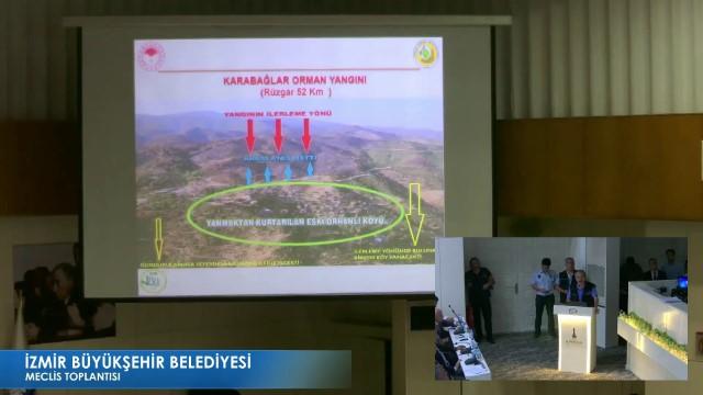 11 Eylül 2019 İzmir Büyükşehir Belediyesi Meclisi