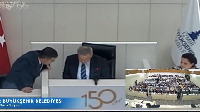 12 Kasım 2018 İzmir Büyükşehir Belediyesi Meclisi