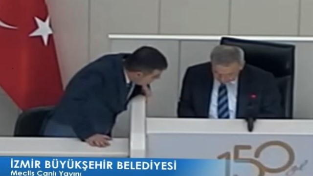 11 Mart 2019 İzmir Büyükşehir Belediyesi Meclisi