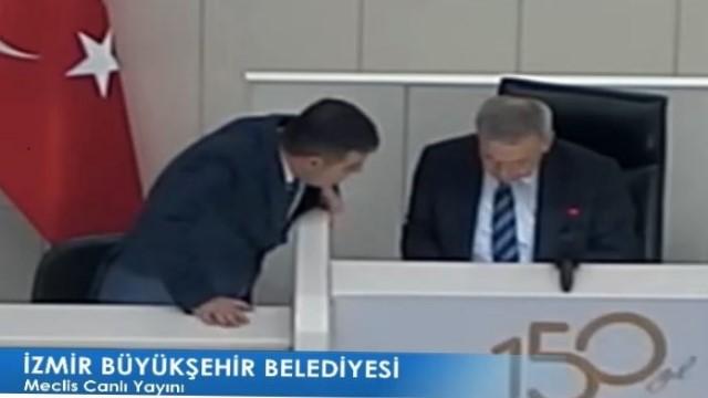 13 Mart 2019 İzmir Büyükşehir Belediyesi Meclisi