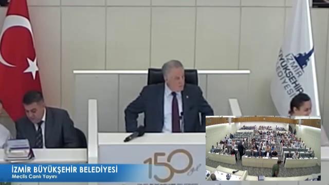 12 Haziran 2018 İzmir Büyükşehir Belediyesi Meclisi