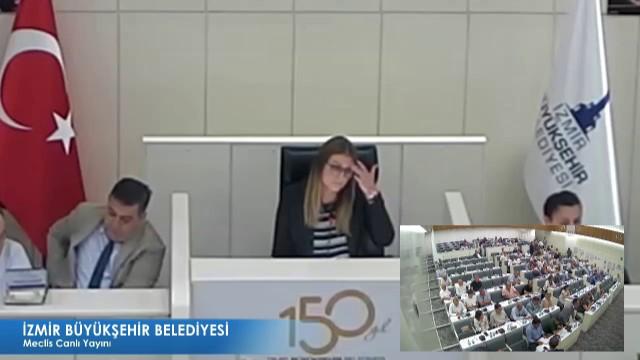 13 Temmuz 2018 İzmir Büyükşehir Belediyesi Meclisi