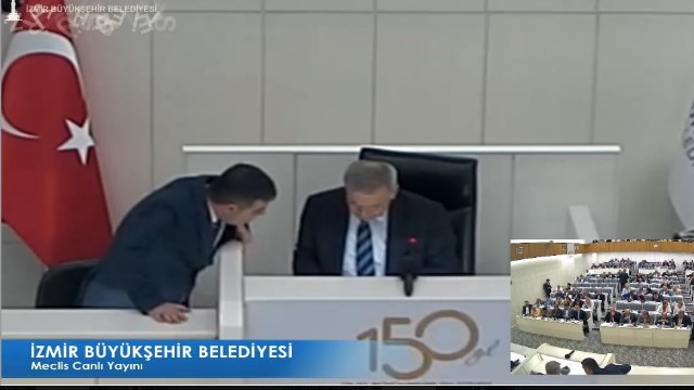 19 Kasım 2018 İzmir Büyükşehir Belediyesi Meclisi