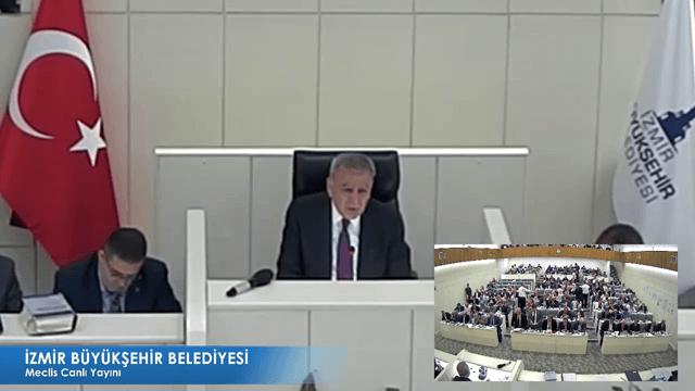 9 Ekim 2017 İzmir Büyükşehir Belediyesi Meclisi