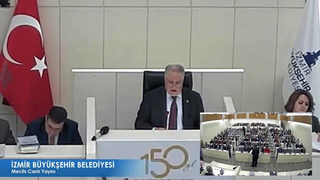 20 Kasım 2017 İzmir Büyükşehir Belediyesi Meclisi