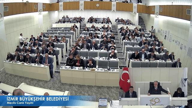 24 Kasım 2017 İzmir Büyükşehir Belediyesi Meclisi