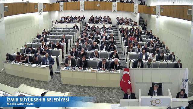 27 Kasım 2017 İzmir Büyükşehir Belediyesi Meclisi