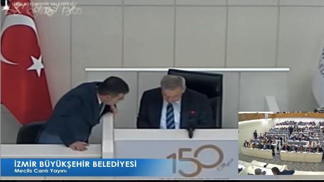 21 Kasım 2018 İzmir Büyükşehir Belediyesi Meclisi