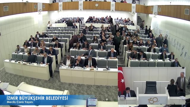 16 Mart 2018 İzmir Büyükşehir Belediyesi Meclisi