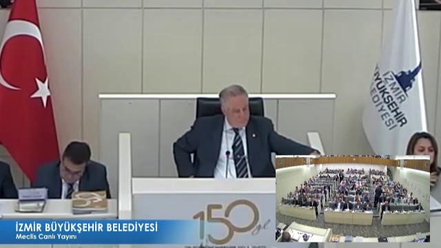 14 Mayıs 2018 İzmir Büyükşehir Belediyesi Meclisi