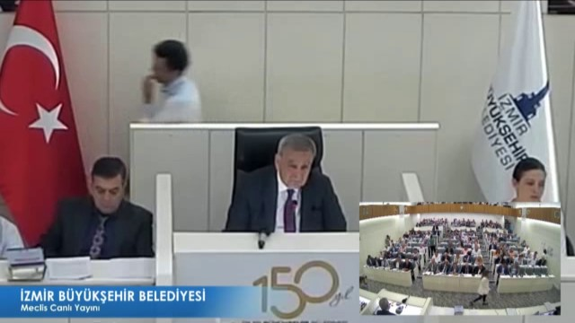 18 Mayıs 2018 İzmir Büyükşehir Belediyesi Meclisi