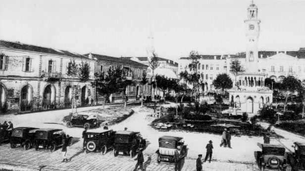 HISTORICAL PICTURES OF İZMİR