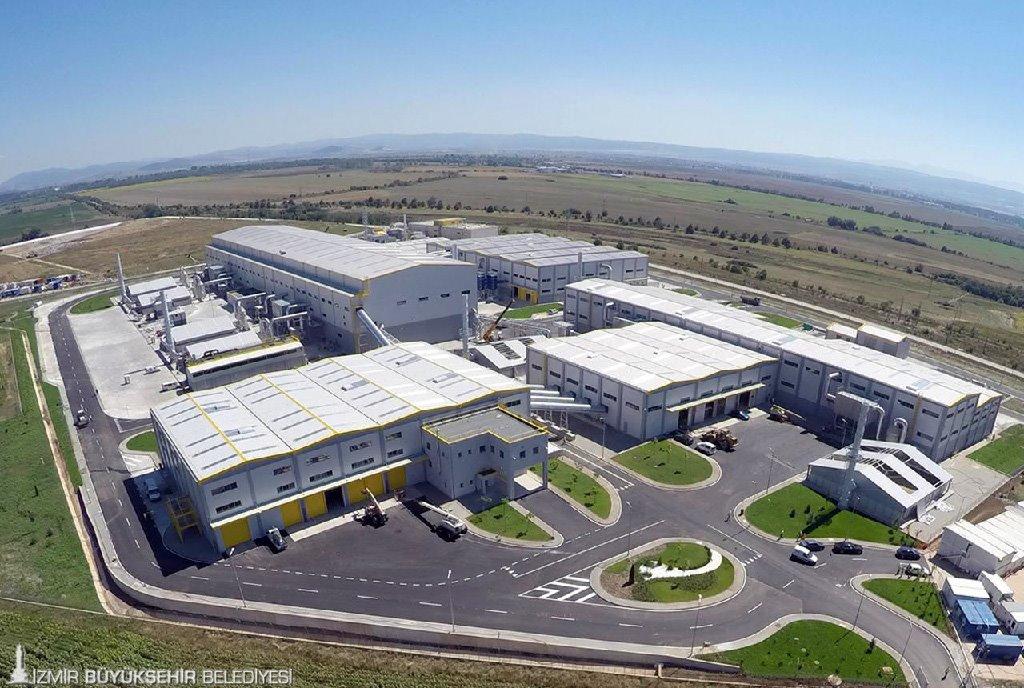 izmir büyükşehir belediyesi katı atık depolama ve biyogazdan elektrik üretim tesisi