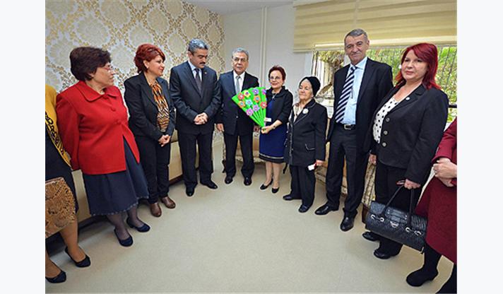 Engelli Çocuk ve Aileleri Destek Merkezi Açıldı