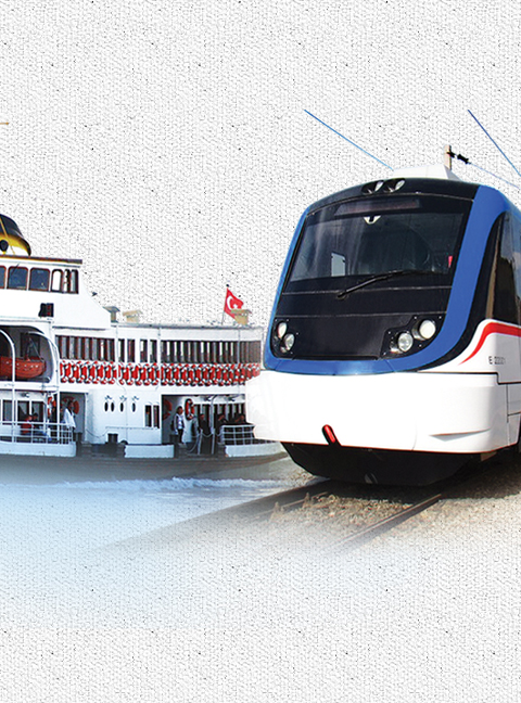 Transportation in İzmir